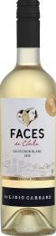 Vinho Branco Sauvignon Blanc Faces de Chile Lidio Carraro