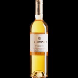 Vinho Frances de Sobremesa Chateau des Comperes SAUTERNES