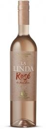 Vinho La Linda Rose  de Malbec