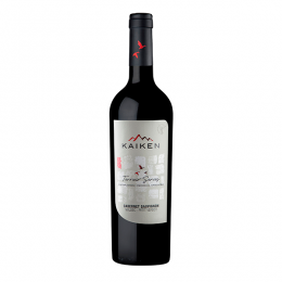 Vinho Tinto Argentino Kaiken Terroir Series Cabernet Sauvignon