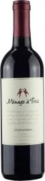 Vinho Tinto Californiano Menage a Trois Zinfandel