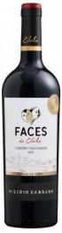 Vinho Tinto Chileno Cabernet Sauvignon Faces de Chile Lidio Carraro