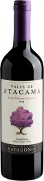 Vinho Tinto Chileno Valle De Atacama Single Vineyard Carmenere