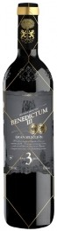 Vinho Tinto Espanhol Benedictum III Gran Seleccion 3 anos