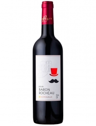 Vinho Tinto Frances Baron  Rocheau Rouge