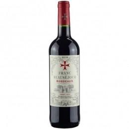 Vinho Tinto Frances Franc Beausejour Bordeaux