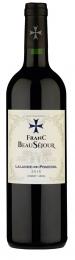 Vinho Tinto Francês Franc Beausejour Lalande De Pomerol