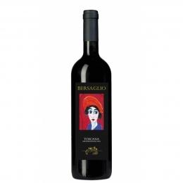 Vinho Tinto Italiano Bersaglio Toscana Rosso IGT