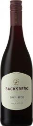 Vinho Tinto Sul-Africano Backsberg Dry Red