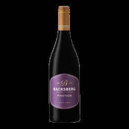 Vinho Tinto Sul -Africano Backsberg Pinotage