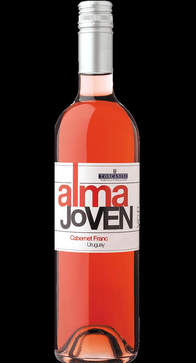 Vinho Alma Joven Rosé 2018