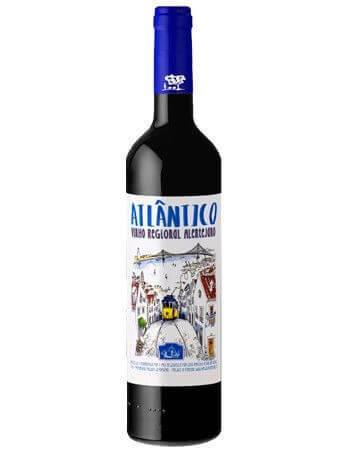 Vinho Tinto Português Atlântico Regional Alentejano 2018