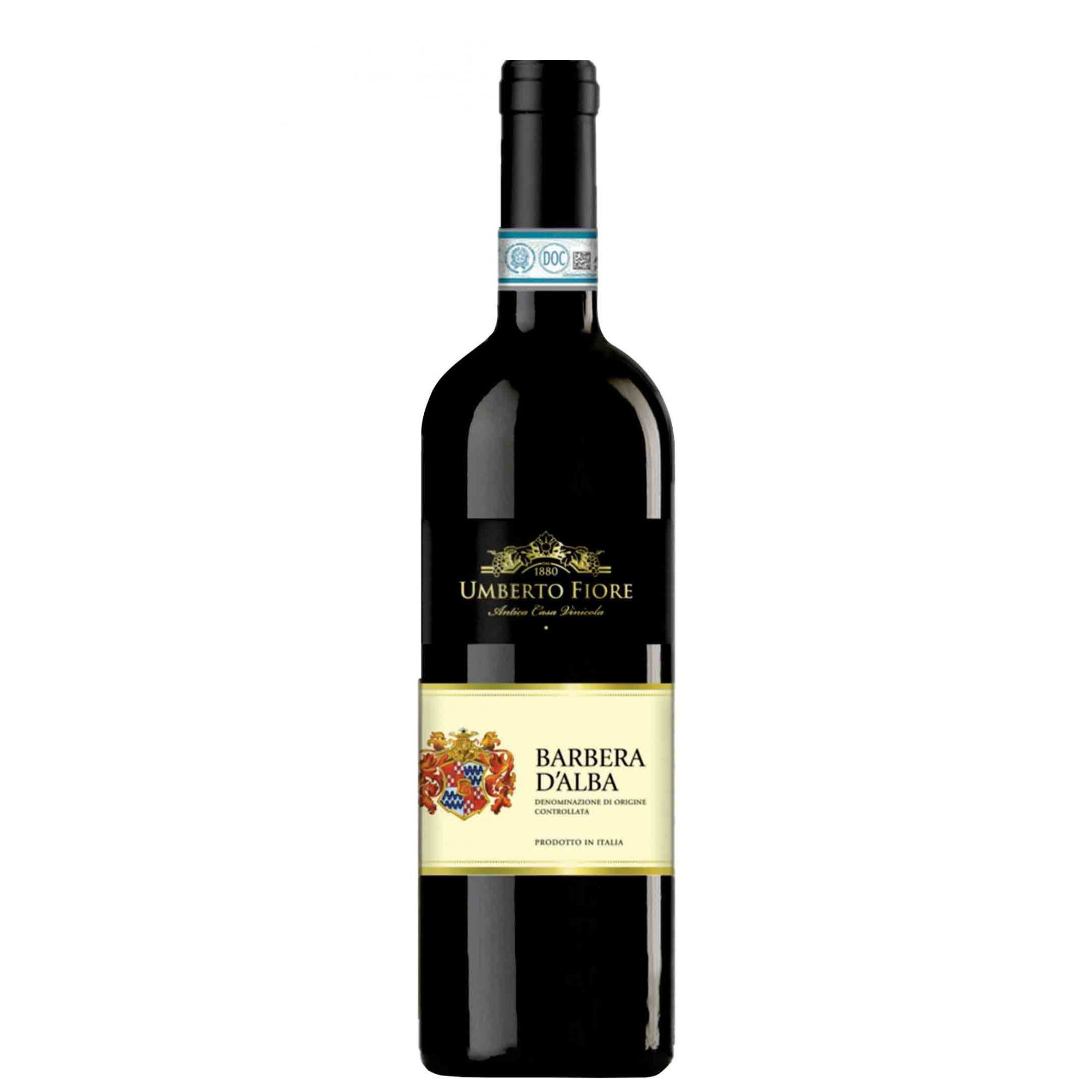 Vinho Tinto Italiano Barbera D´Alba DOC Umberto Fiore