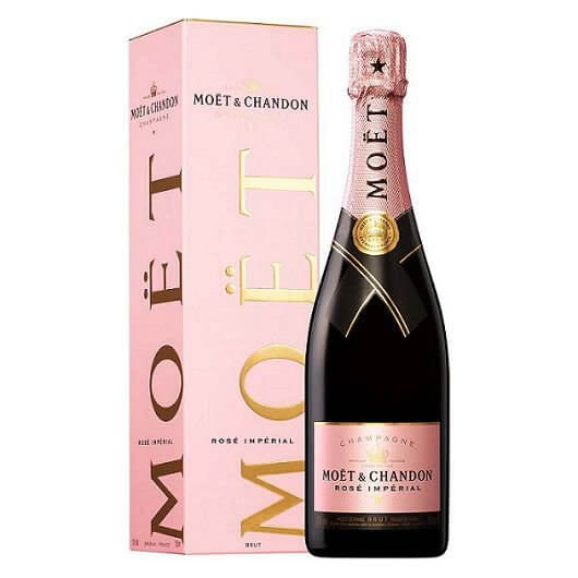 Champagne Moet & Chandon Rosé Imperial 750ml