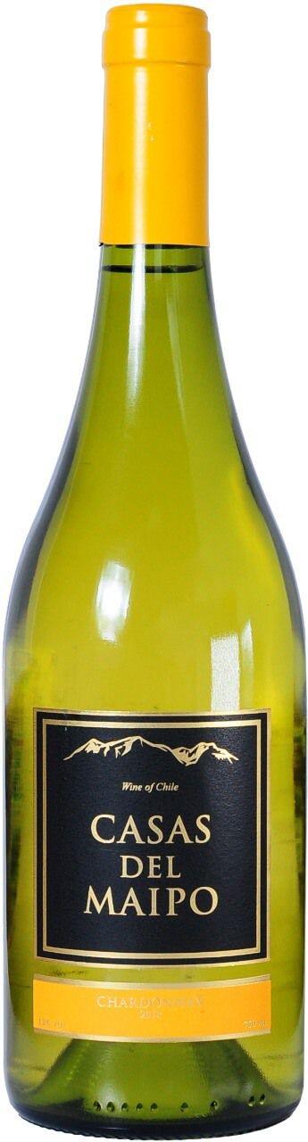 Vinho Branco Chileno Casas del Maipo Chardonnay 2019
