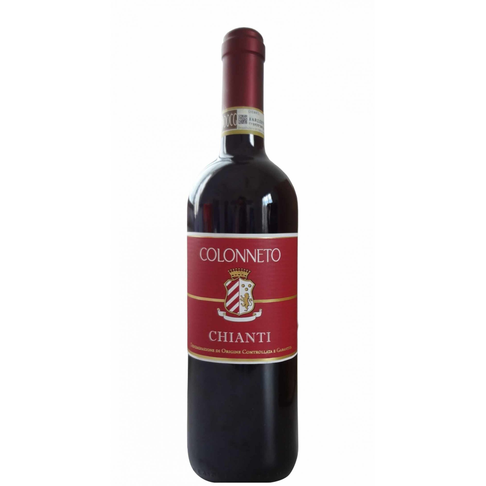 Vinho Tinto Italiano Chianti Colonneto 2018