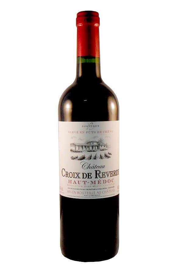 Vinho Tinto Chateau Croix de Reverdi Haut-Medoc 2014