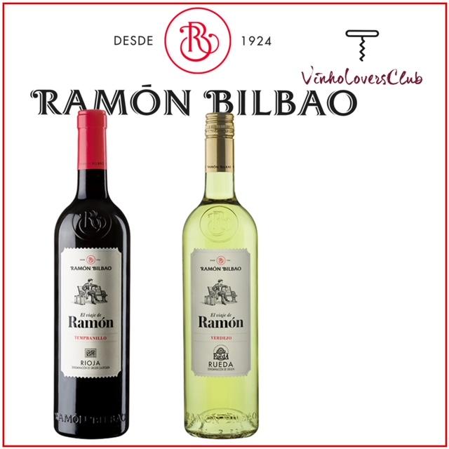 Kit Duo Vinho Espanhol Ramon Bilbao
