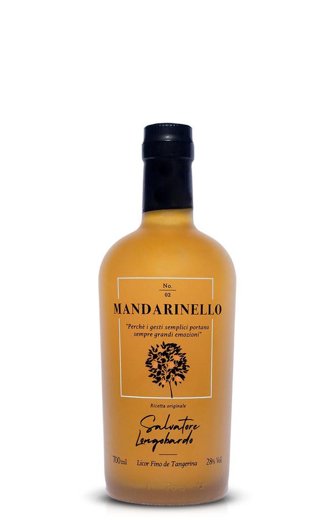 Licor de Mandarina Italiano Mandarinello 700ml