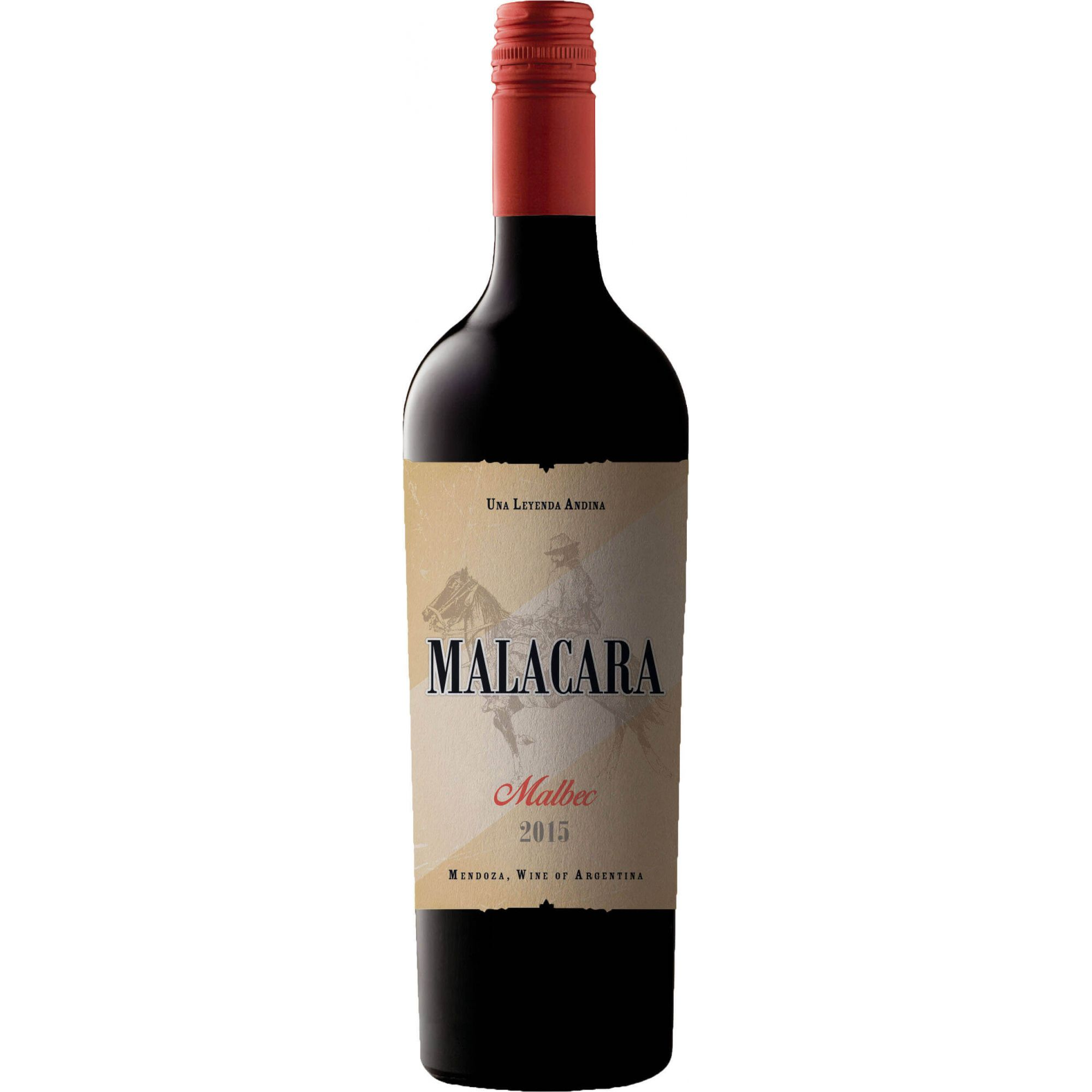Vinho Tinto Argentino Malacara Malbec 2018