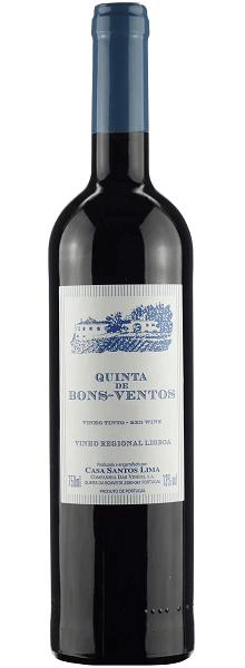 Vinho Tinto Português Quinta de Bons Ventos 2018