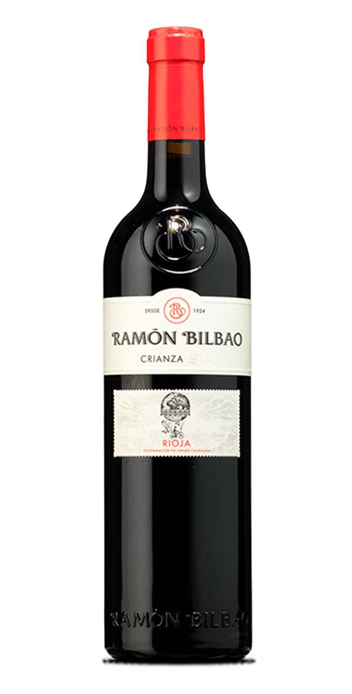 Vinho Tinto Espanhol Ramon Bilbao Crianza 2016 Rioja