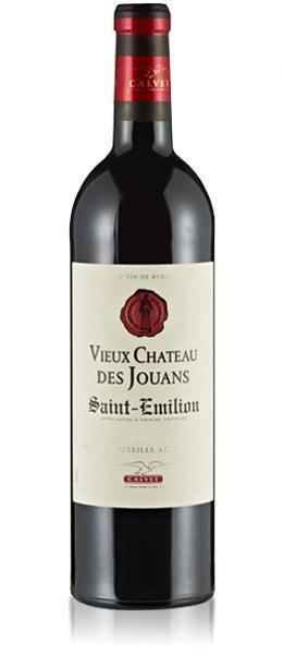 Vinho Tinto Frances Saint Emilion Vieux Chateau de Jouans 2016