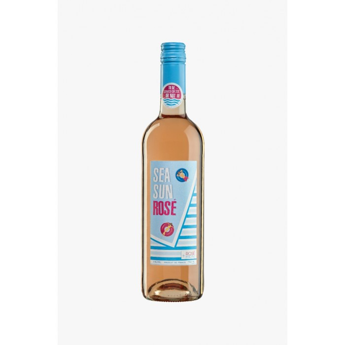 Vinho Frances SEA, SUN, ROSE by Piscine