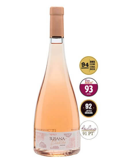 Vinho Argentino Susana Balbo Signature Rosé