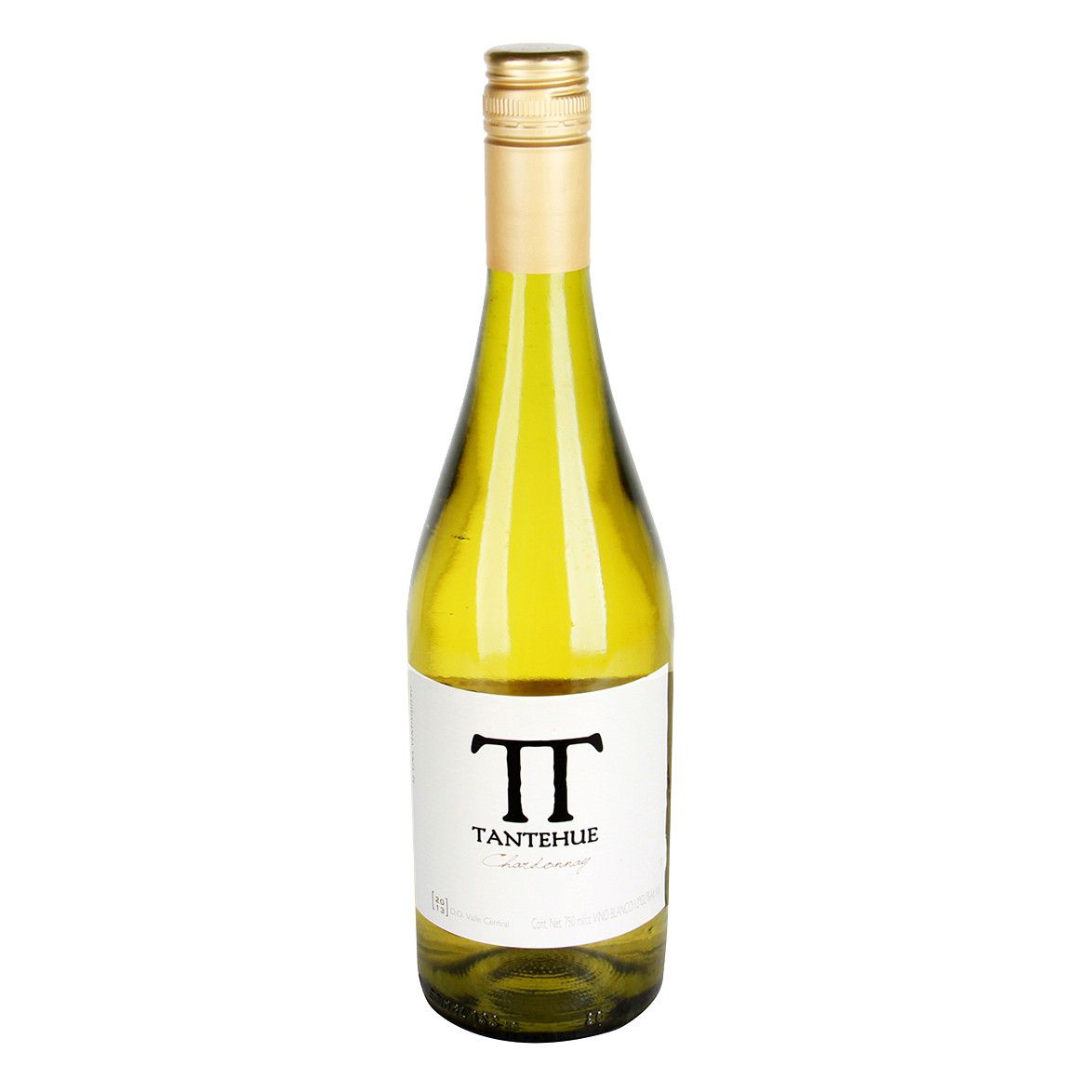 Vinho Branco Chileno Tantehue Chardonnay 2018