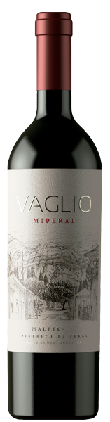 Vinho Argentino Vaglio Miperal Malbec