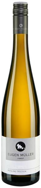 Vinho Branco Alemao Riesling Charisma Trocken Eugen Muller