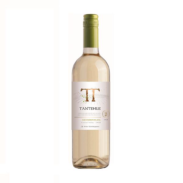 Vinho Branco Chileno Tantehue Sauvignon Blanc 2019