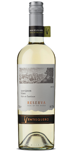 Vinho Branco Chileno Ventisquero Reserva Sauvignon Blanc 2019