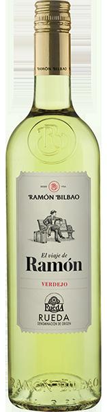 Vinho Branco Espanhol Ramon Bilbao El Viaje Verdejo