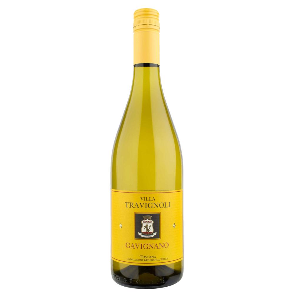Vinho Branco Italiano Gavignano Chardonnay Vila Travignoli