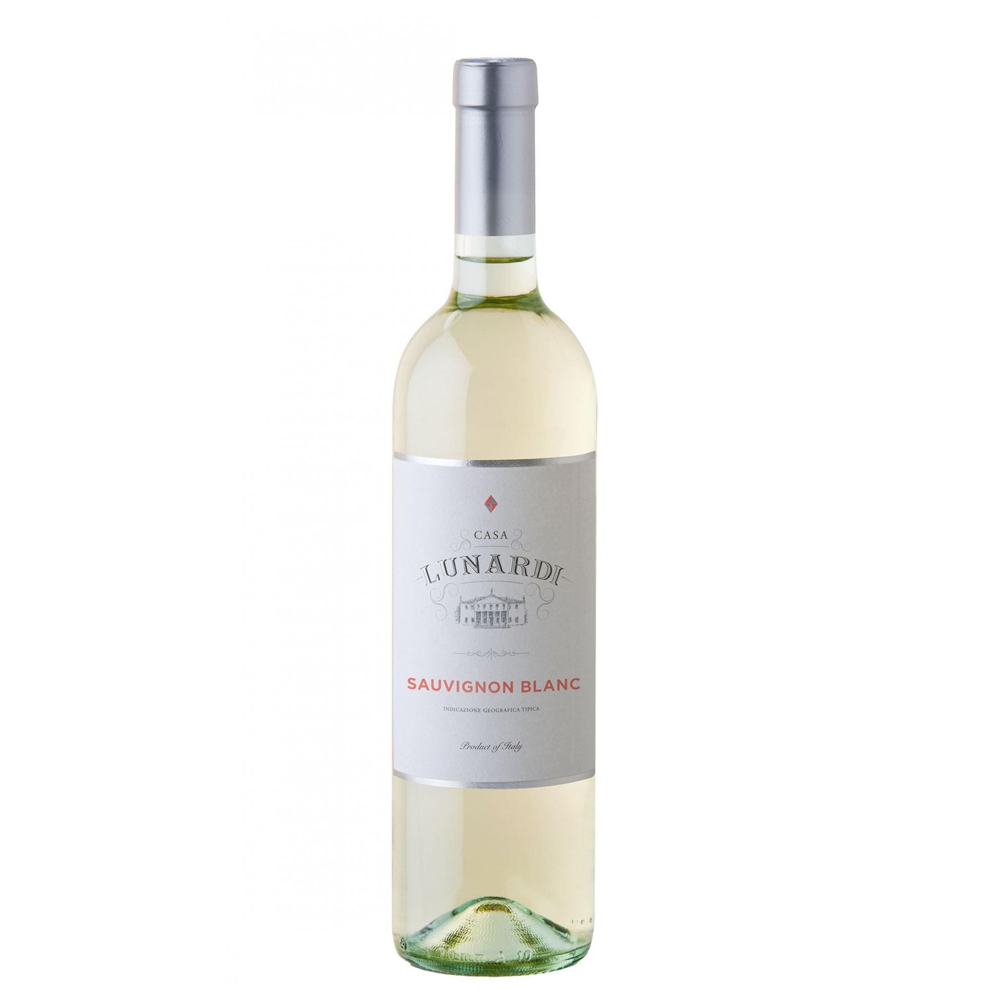Vinho Branco Italiano Lunardi Sauvignon Blanc