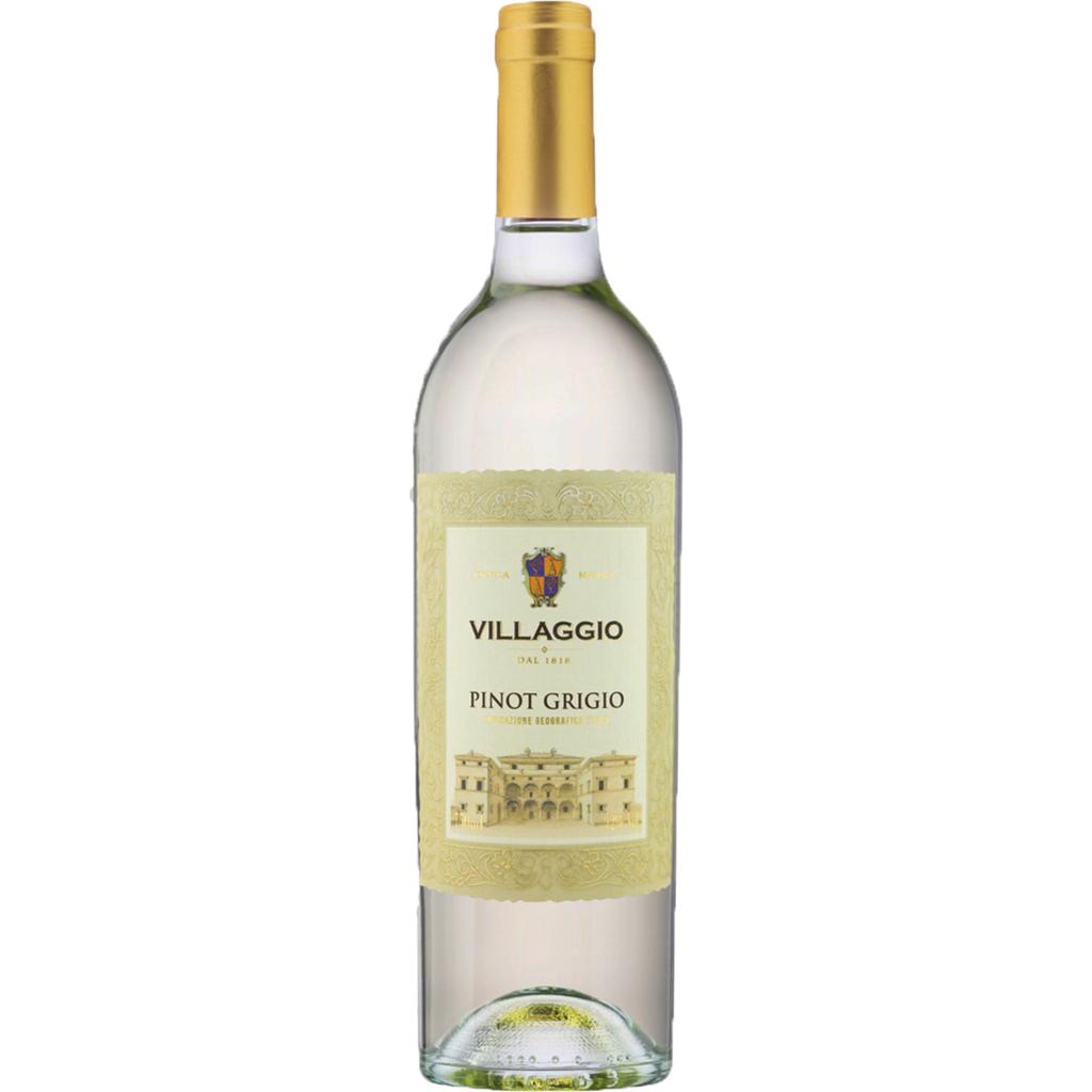 Vinho Branco Italiano  Villaggio Pinot Grigio