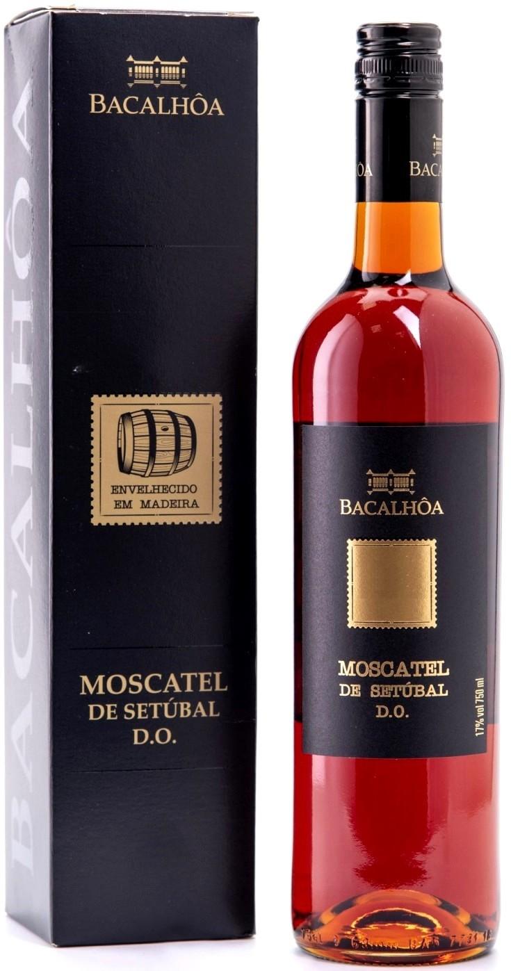 Vinho de Sobremesa Portugues Moscatel de Setubal