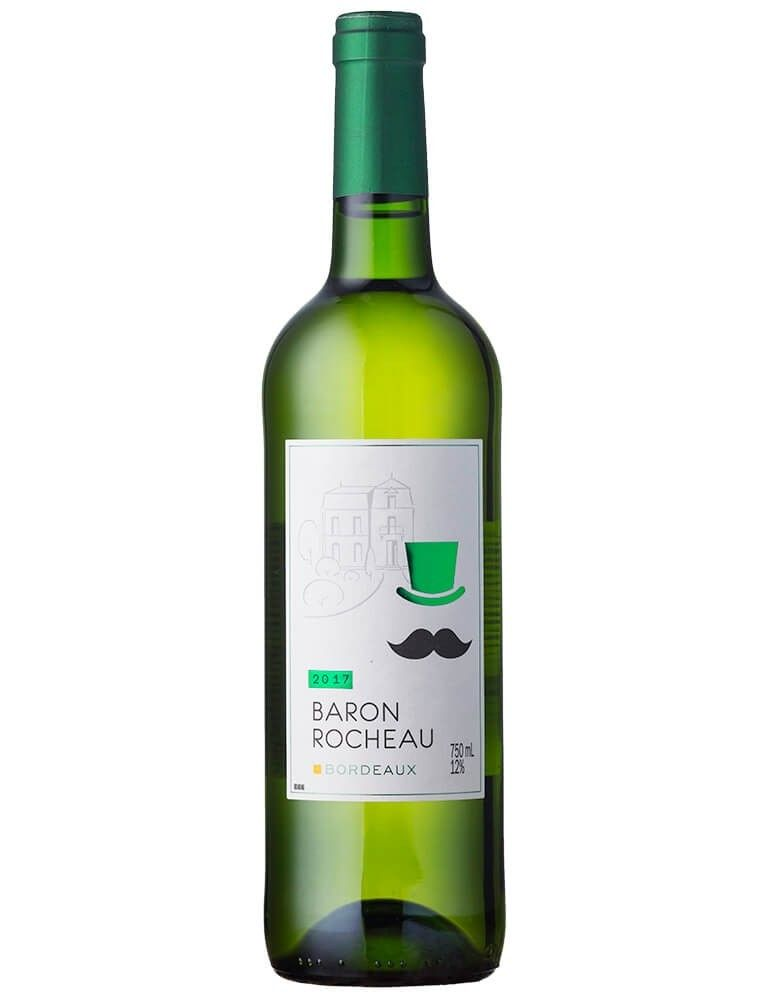 Vinho  Frances  Baron Rocheau Blanc