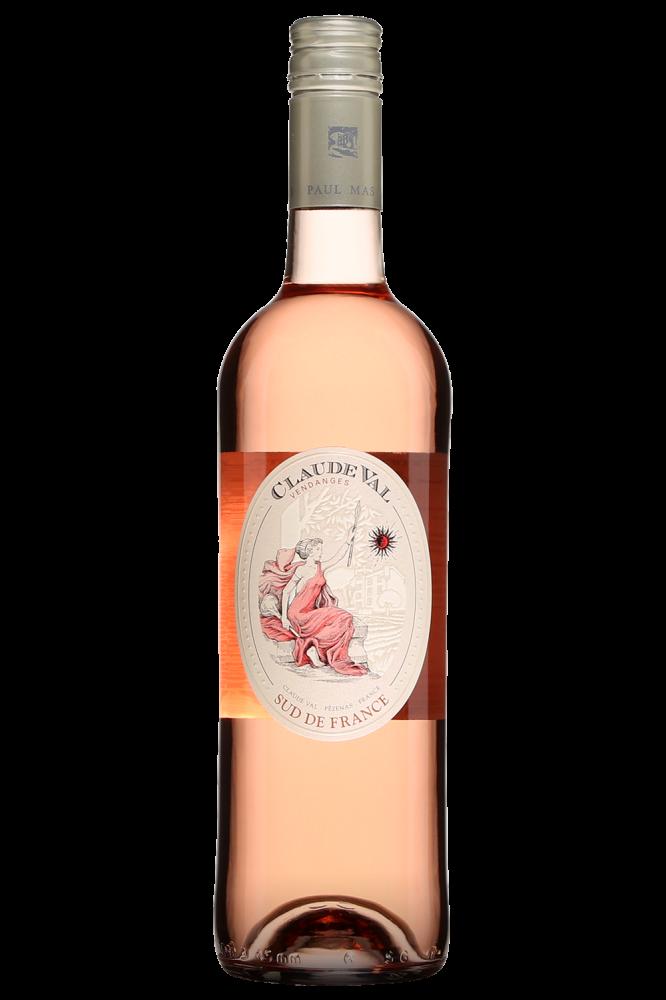 Vinho Frances Claude Val Rosé Domaines Paul Mas