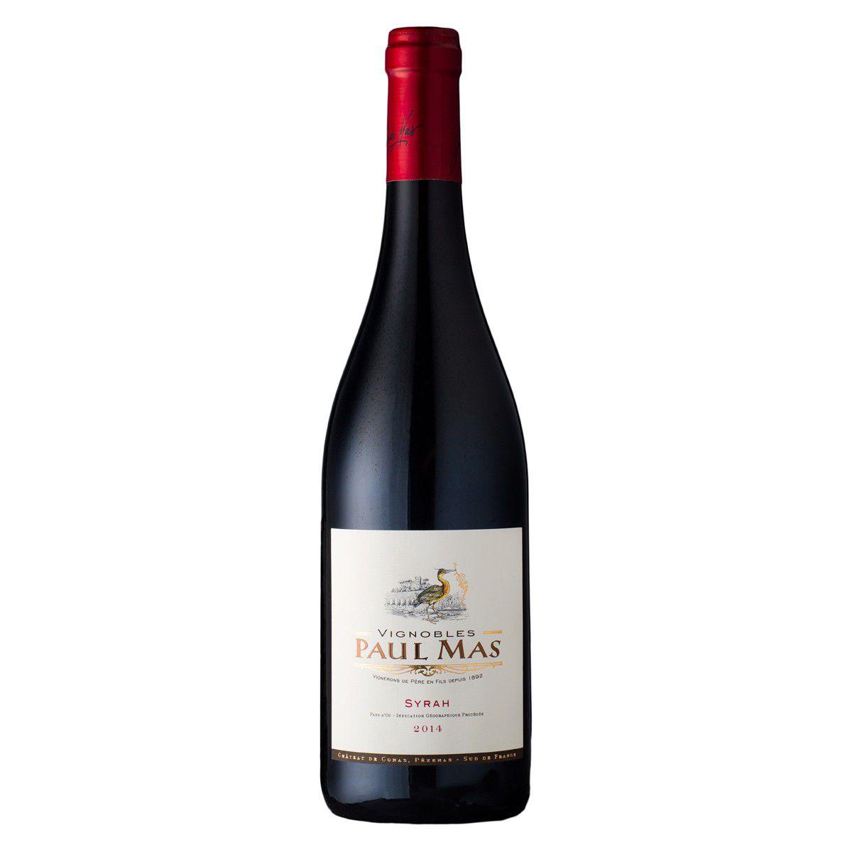 Vinho Frances Paul Mas Syrah