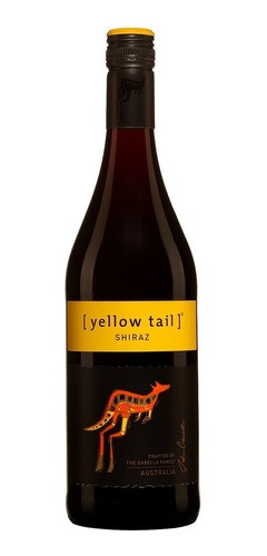 Vinho Tinho Australiano Yellowtail Shiraz