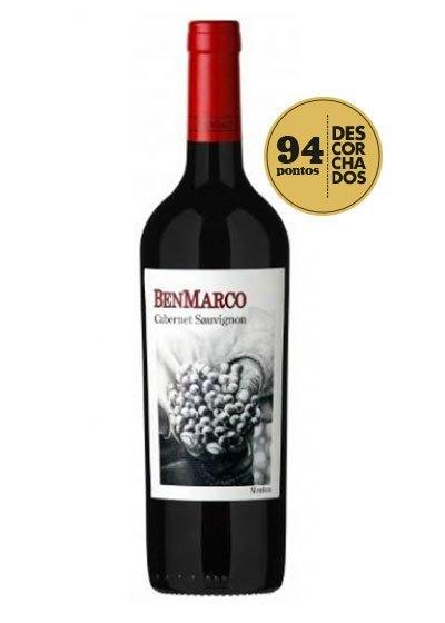 Vinho Tinto Argentino BenMarco Cabernet Sauvignon 2018