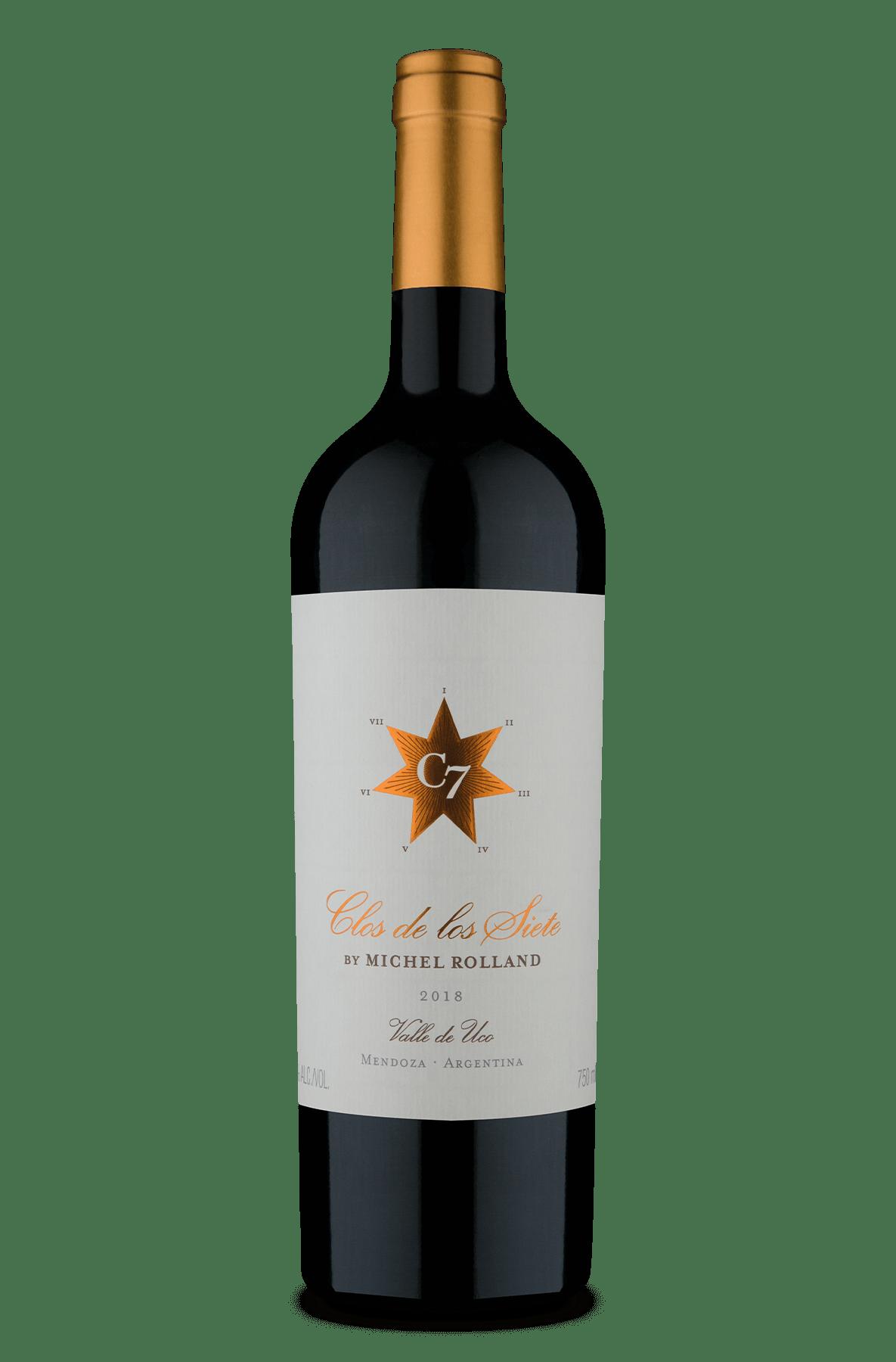 Vinho Tinto Argentino Clos de Los Siete By Michel Rolland