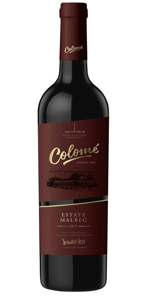 Vinho Tinto Argentino Colomé Estate Malbec