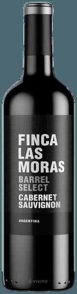 Vinho Tinto Argentino Finca Las Moras Barrel Select Carbernet Sauvignon