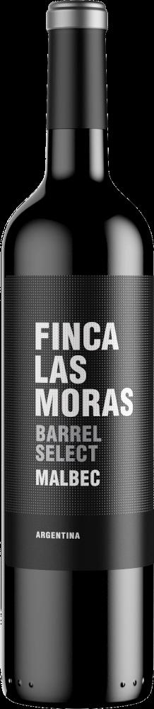 Vinho Tinto Argentino Finca Las Moras Barrel Select Malbec