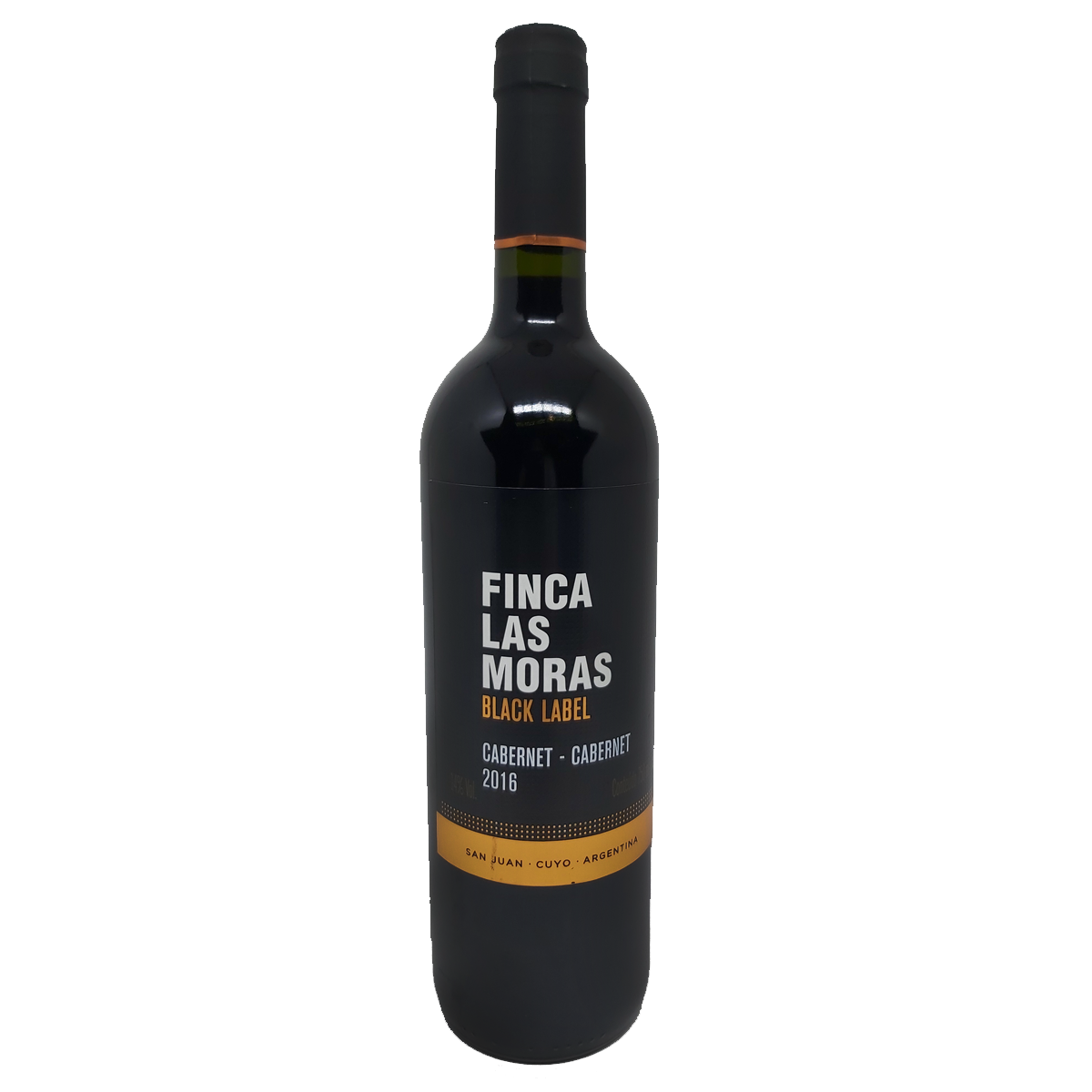 Vinho Tinto Argentino Finca Las Moras Black Label Carbernet