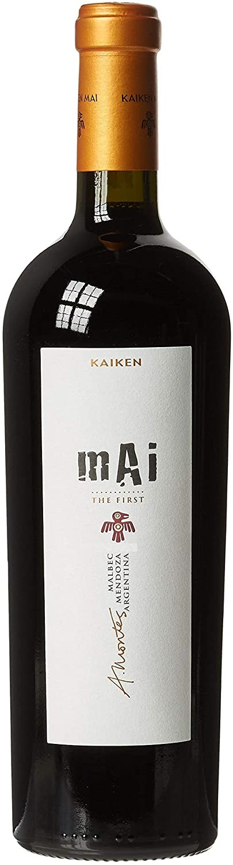 Vinho Tinto Argentino Kaiken Mai the First Malbec 20016